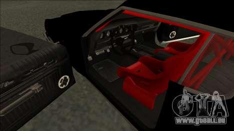 Ford Gran Torino Drift pour GTA San Andreas vue de droite