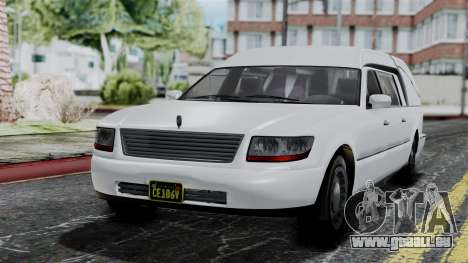 GTA 5 Albany Romero für GTA San Andreas