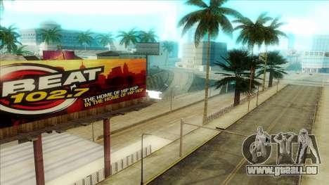 ENB Series Klare Vision v1.0 für GTA San Andreas fünften Screenshot