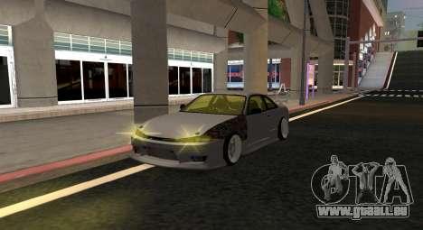 Nissan Silvia S14 JDM v0.1 für GTA San Andreas