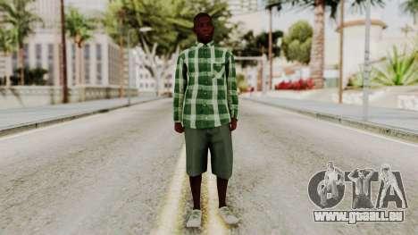 GTA 5 Family Member 2 pour GTA San Andreas deuxième écran