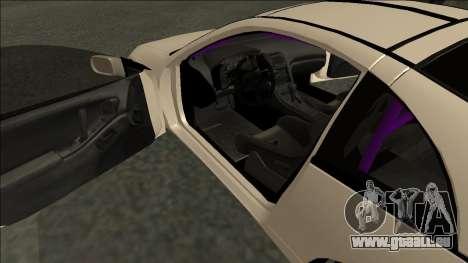 Nissan 300ZX Drift Monster Energy pour GTA San Andreas vue de droite