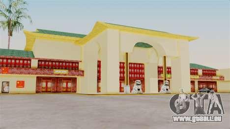 LV China Mall v2 pour GTA San Andreas quatrième écran