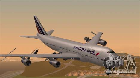 Boeing 747 Air France pour GTA San Andreas