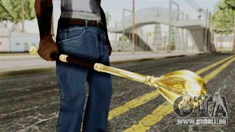 Bulaba pour GTA San Andreas deuxième écran
