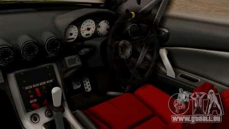 Nissan Silvia S15 RDS NGK für GTA San Andreas rechten Ansicht