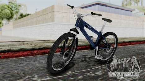 Mountain Bike from Bully pour GTA San Andreas