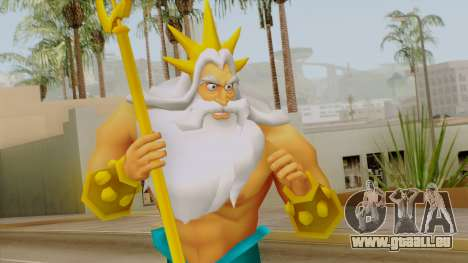 Triton (The Little Mermaid) pour GTA San Andreas