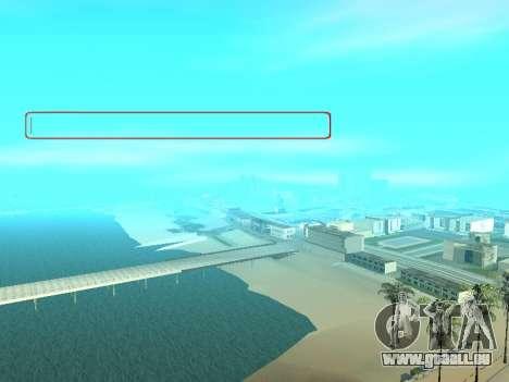 SampGui Yakuza Girl pour GTA San Andreas troisième écran