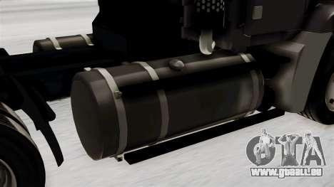 Mack Vision Trailer v2 pour GTA San Andreas vue arrière