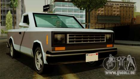 Bobcat from Vice City Stories pour GTA San Andreas