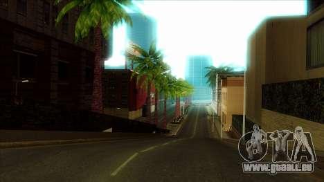 ENB Series Klare Vision v1.0 für GTA San Andreas sechsten Screenshot
