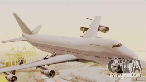 Boeing 747 Template pour GTA San Andreas