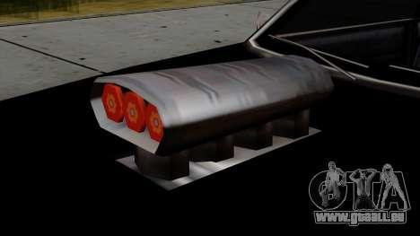Muscle-Sabre Beta v1 für GTA San Andreas rechten Ansicht
