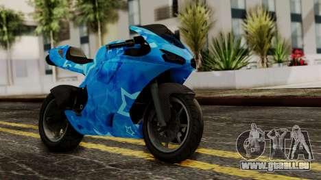 Bati VIP Star Motorcycle für GTA San Andreas