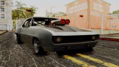 Chevrolet Camaro Drag Street für GTA San Andreas