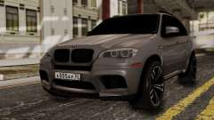 BMW x 5m crossover pour GTA San Andreas