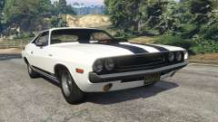 Dodge Challenger RT 440 1970 v1.0