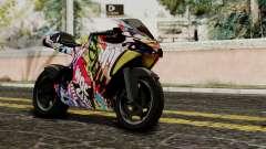 Bati Motorcycle JDM Edition