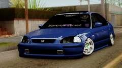 Honda Civic Limousine B. O. Bau