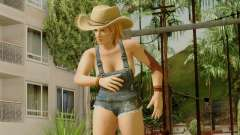 Dead Or Alive 5 Tina Overalls