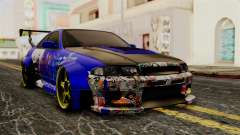 Nissan Skyline R33 Widebody Itasha