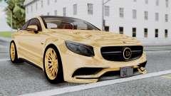 Brabus 850 Gold