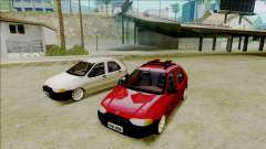 Fiat Palio EDX-Turbo Performance für GTA San Andreas