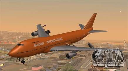 Boeing 747 Braniff pour GTA San Andreas