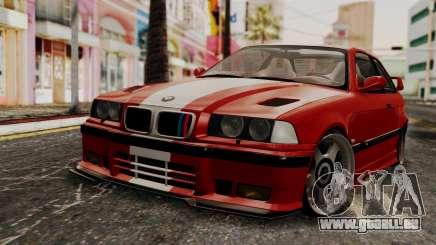 BMW M3 E36 Strike pour GTA San Andreas