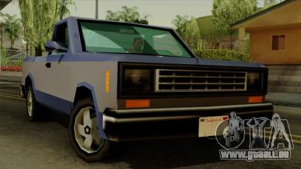 Bobcat from Vice City Stories IVF pour GTA San Andreas