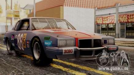 Pontiac GranPrix Hotring 1981 pour GTA San Andreas