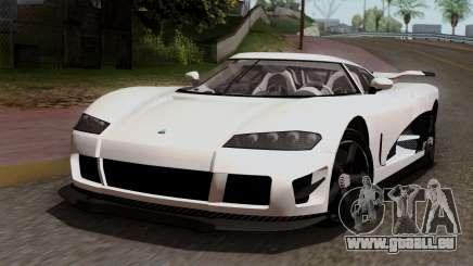 Overflod Entity AGR pour GTA San Andreas