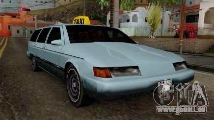 Taxi Solair pour GTA San Andreas