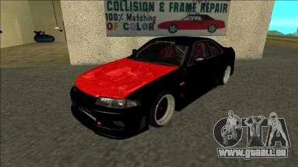 Nissan Skyline R33 Monster Energy für GTA San Andreas