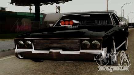 Muscle-Sabre Beta v1 für GTA San Andreas
