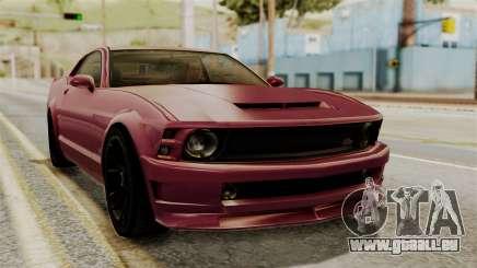 GTA 5 Vapid Dominator IVF pour GTA San Andreas