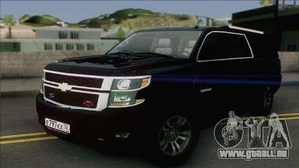 Chevrolet Suburban FSB pour GTA San Andreas