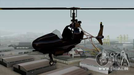 Little Willie from Vice City Stories pour GTA San Andreas