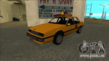 Willard Taxi pour GTA San Andreas