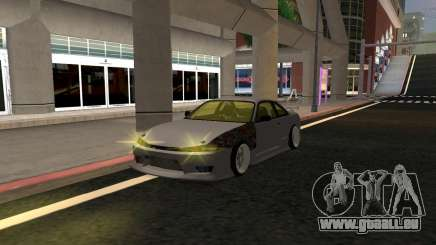 Nissan Silvia S14 JDM v0.1 pour GTA San Andreas