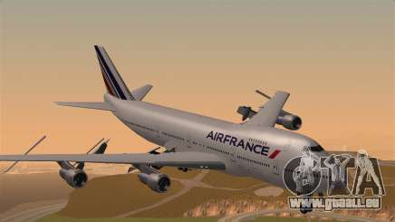 Boeing 747 Air France für GTA San Andreas