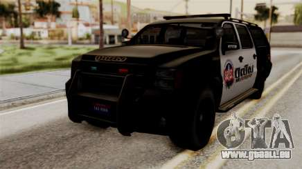 Sheriff Granger Police GTA 5 pour GTA San Andreas