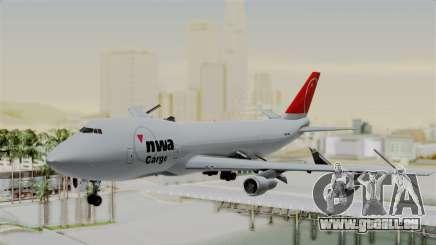 Boeing 747 Northwest Cargo pour GTA San Andreas