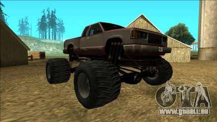 New Yosemite v2 Monster für GTA San Andreas