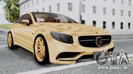 Brabus 850 Gold für GTA San Andreas