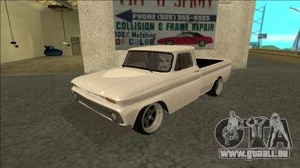 Chevrolet C10 Drift für GTA San Andreas