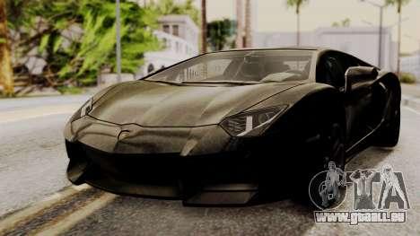 Lamborghini Aventador LP-700 Razer Gaming für GTA San Andreas