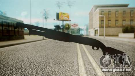 Winchester M1912 pour GTA San Andreas deuxième écran
