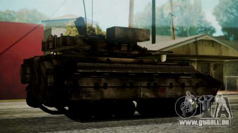 VD-1710 Armadillo APC Chinese pour GTA San Andreas laissé vue